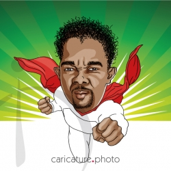 Superhero & Hero Caricatures | SuperYou | Super Caricature Your Photo | Online Caricatures | Caricature online