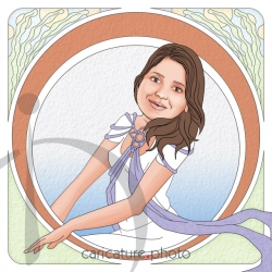 Celebrations Caricature | Caricature Gifts | Art Nouveau Caricature | Caricature Photo | Online Caricatures | Gift Caricatures